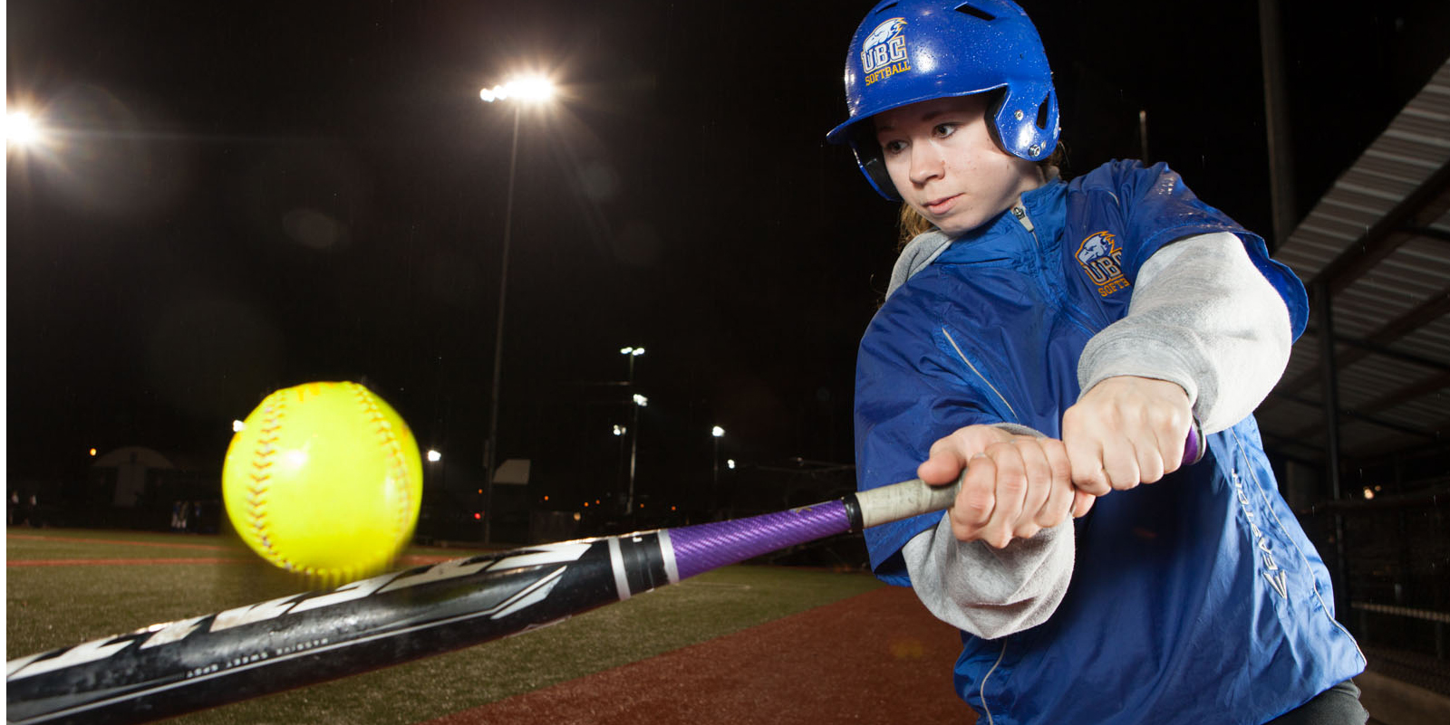 UBC's softball team successfully overturned their ruling from the sports review.