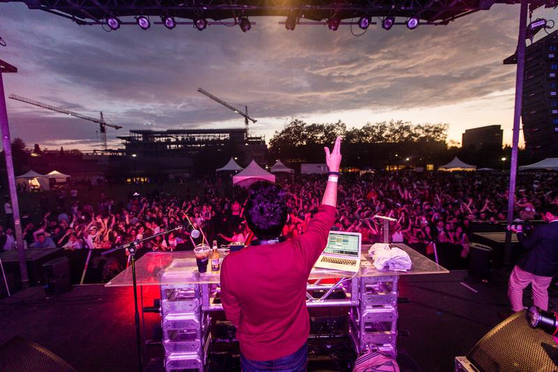The 2018 AMS Welcome Back BBQ lineup includes Jauz, KILLY