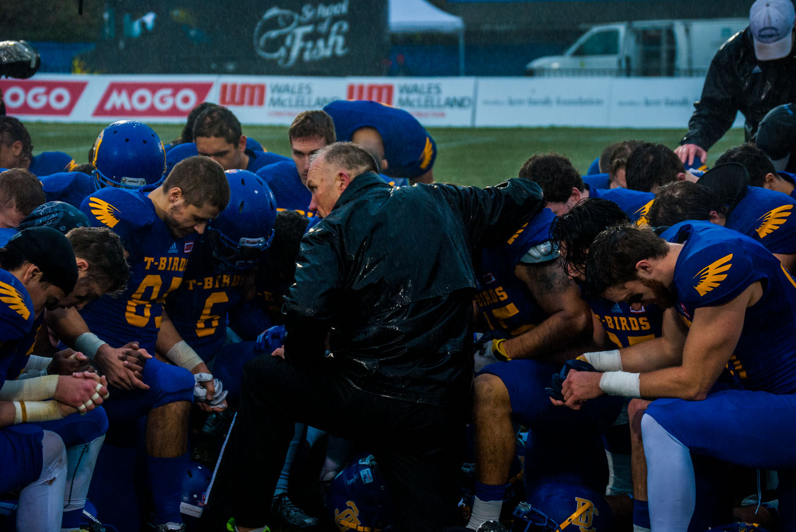 Nill's ability to evaluate talent showed during the 2015 season when UBC placed first in CIS for recruiting.