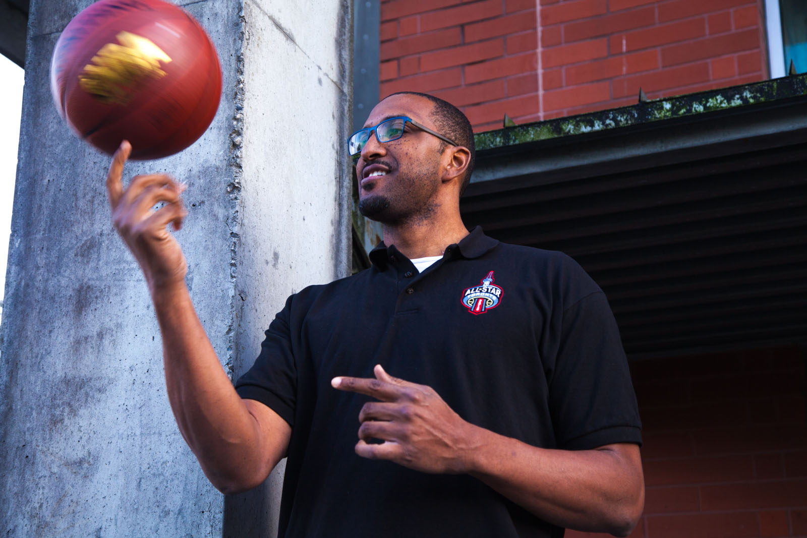 UBC hosts NBA All Star Challenge with ef Abdur Rahim