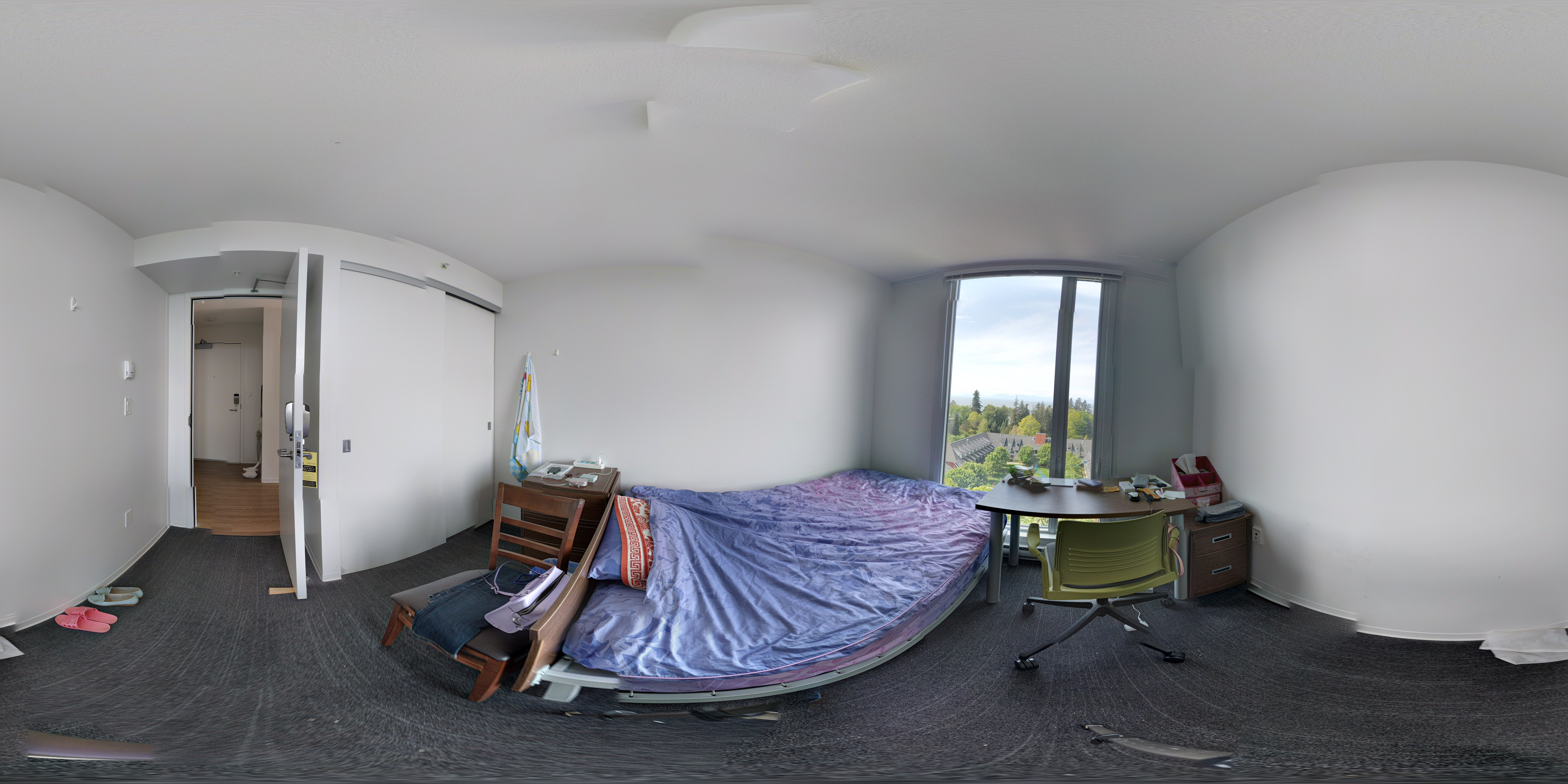 Ponderosa residence room