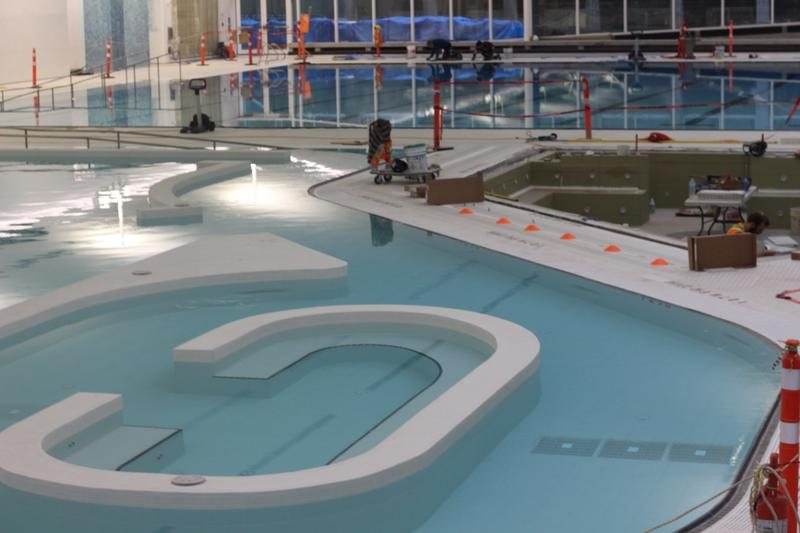 New Aquatic Centre Will Be Open To Public In January 2017