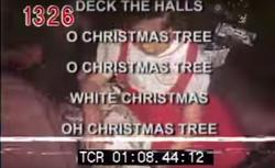 twelve days of completely secular yuletide beats christmas happens every year will condition your frail mind to fear the words o christmas tree like a