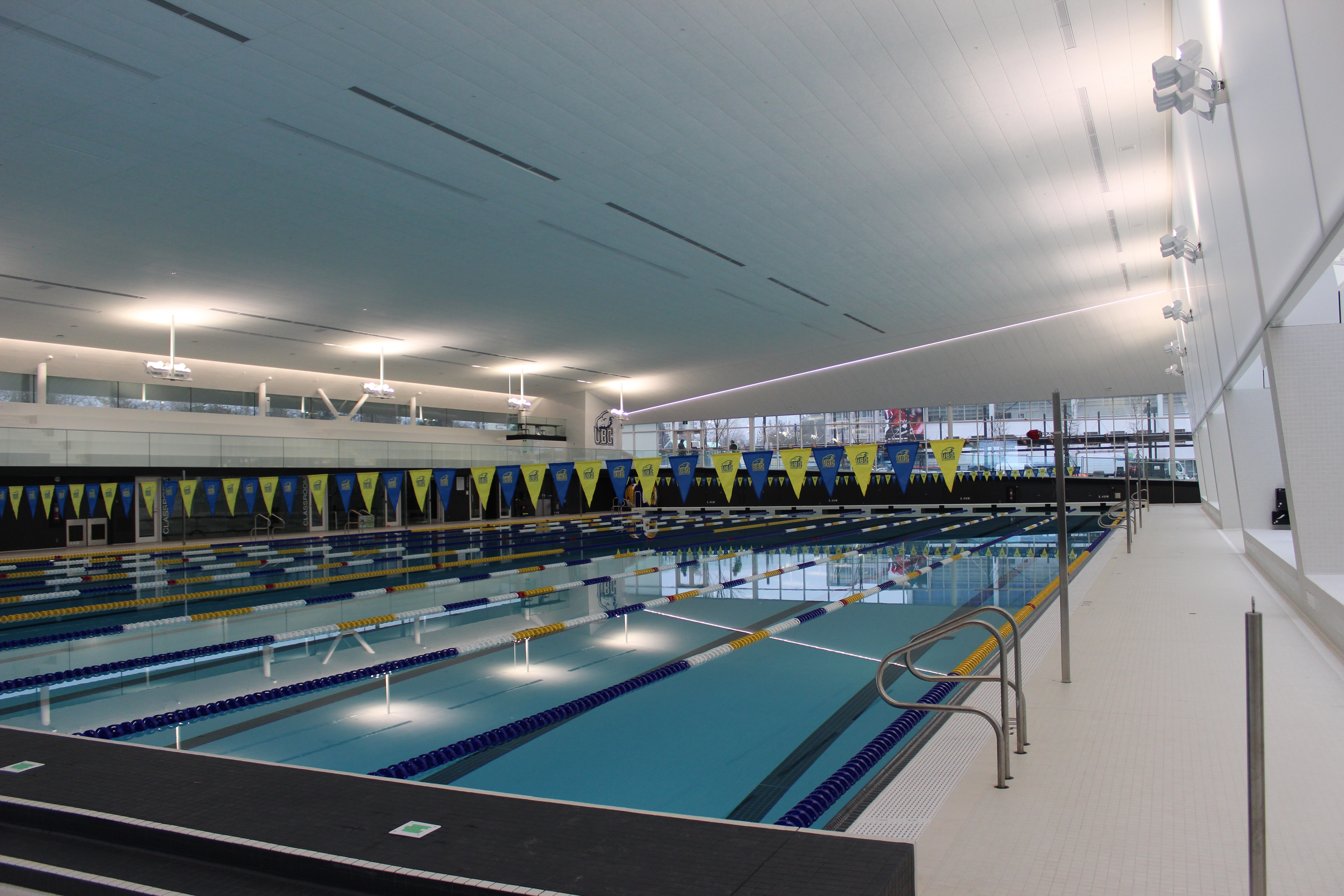 New Aquatic Centre Open To The Public On January 23