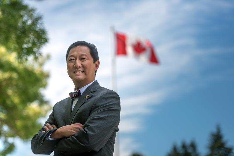 Santa Ono Delivers Ted Talk On Mental Health