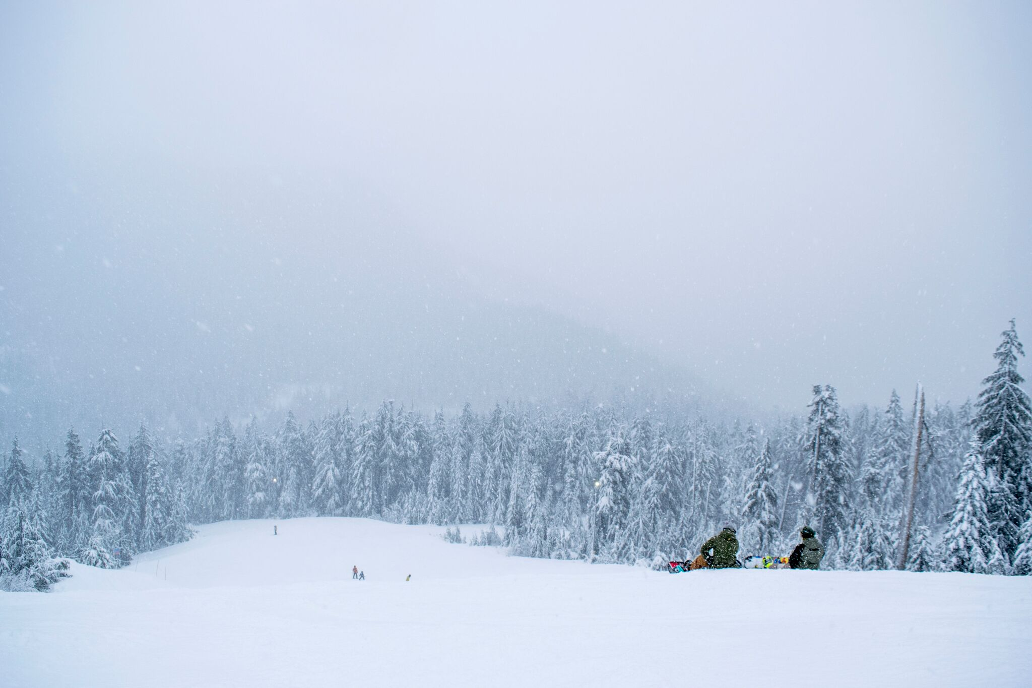 The Lower Mainland is having another great ski season.