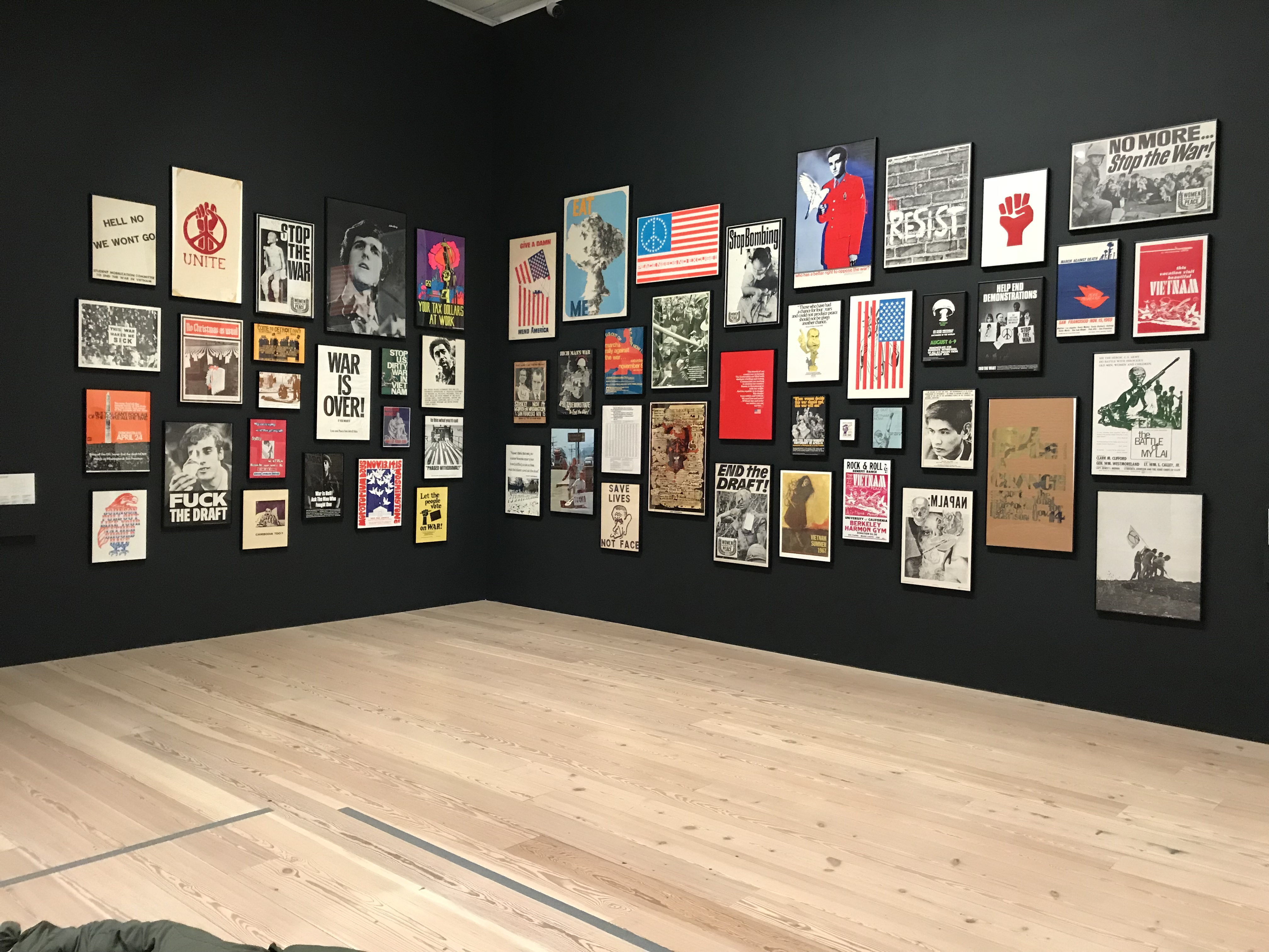 """An Incomplete History of Protest: Selections from the Whitney's Collection, 1940–2017"""