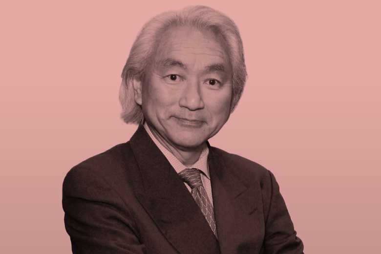 Theoretical physicist Michio Kaku