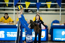 Canada West women's volleyball - UBC Vancouver vs UBC Okanagan