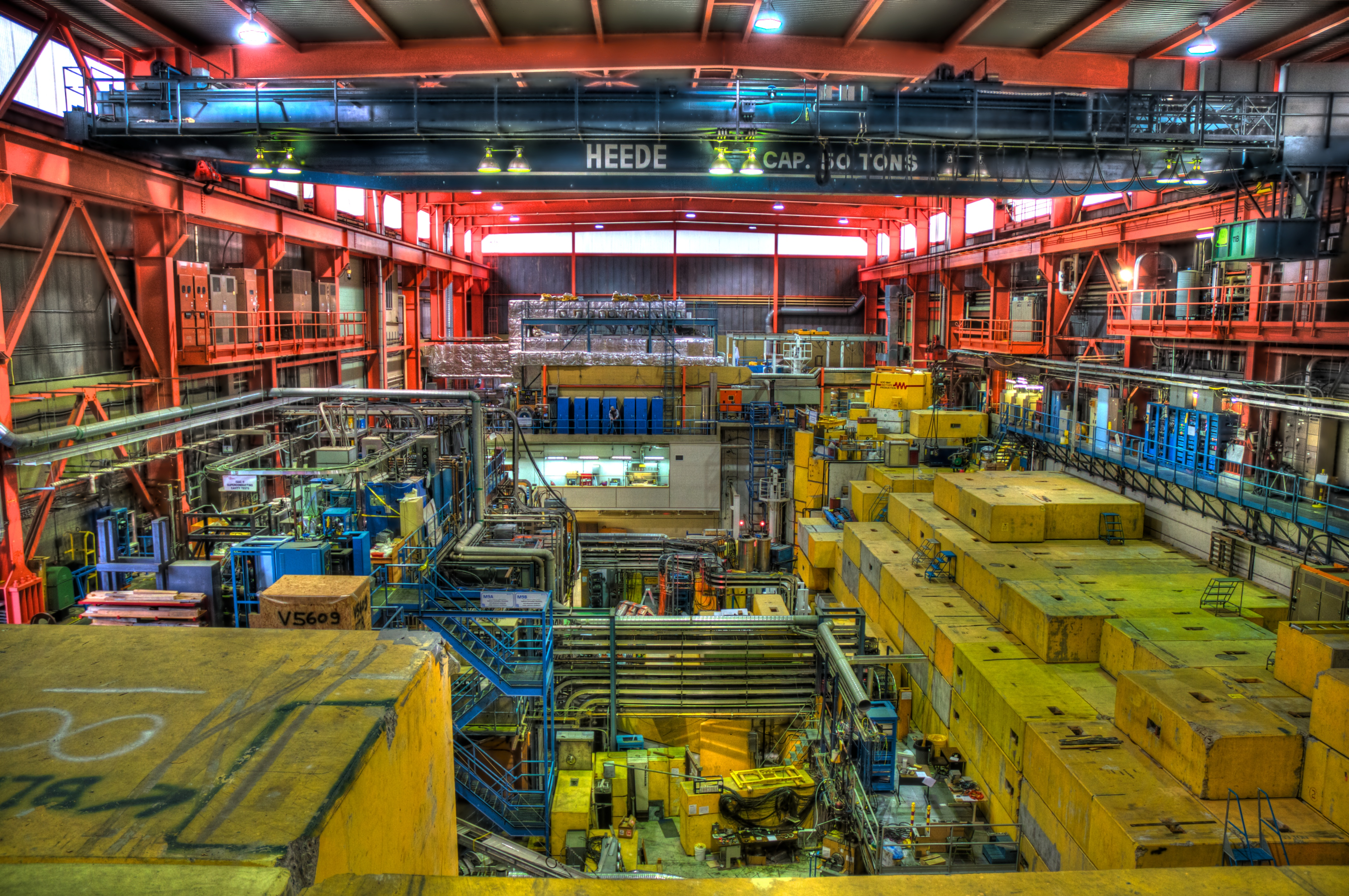 Utilizing particle-acceleration and isotope creation technology like its 500 MeV cyclotron, the largest of its kind in the world, the institute is well-equipped to take on major scientific questions.