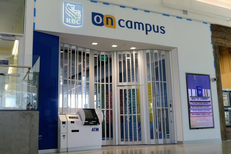Replacing Qoola An Rbc Student Centre Is Moving Into