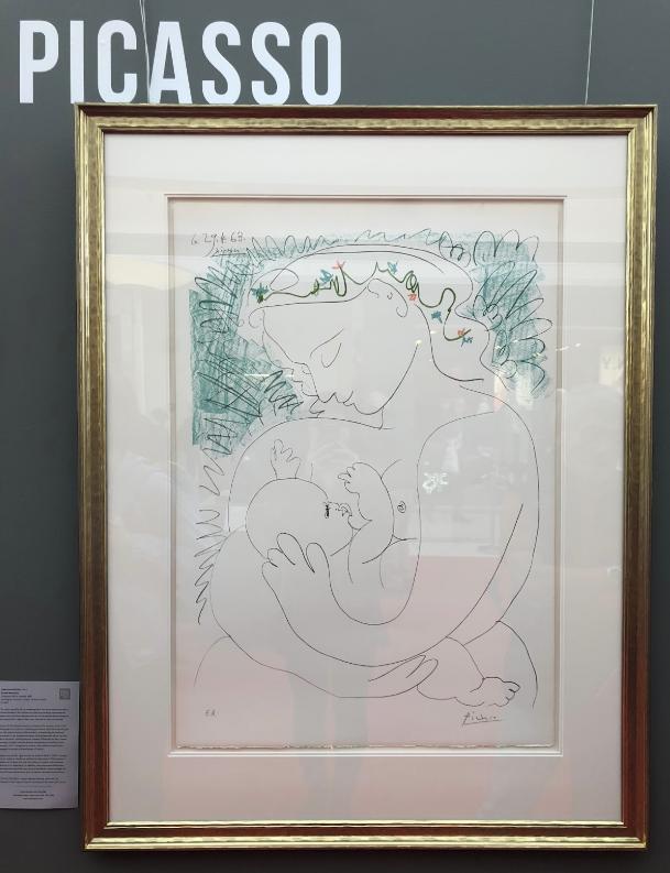 An original Picasso