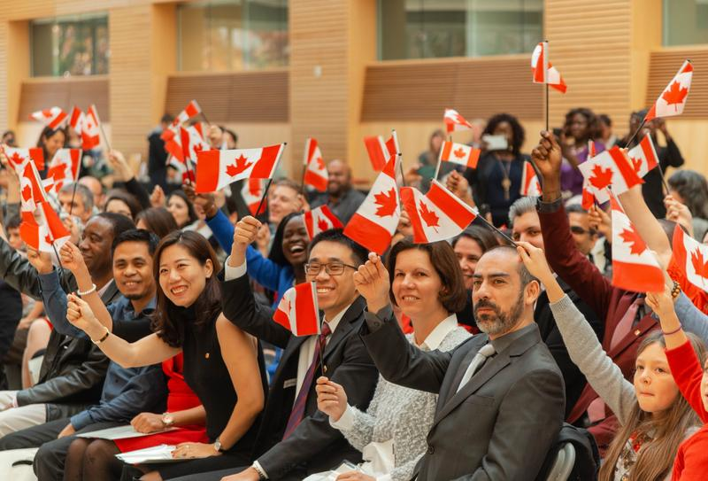 I'm just thankful to Canada': UBC welcomes 60 new Canadians with