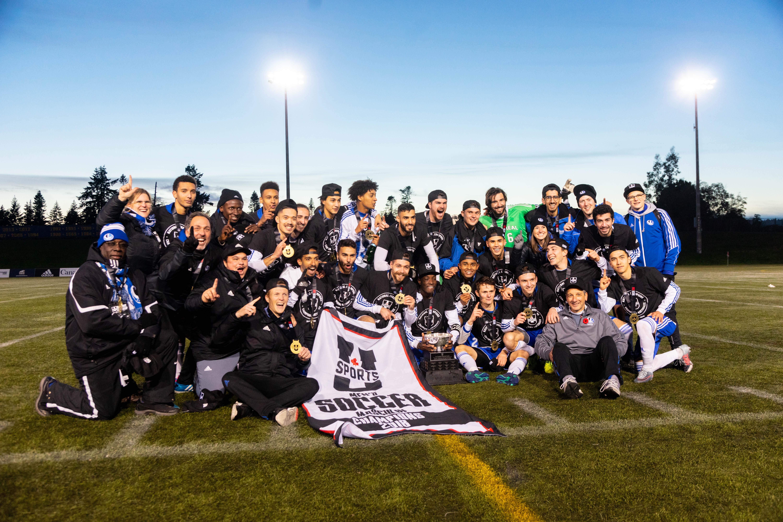 The 2018 U Sports champions: Montreal.