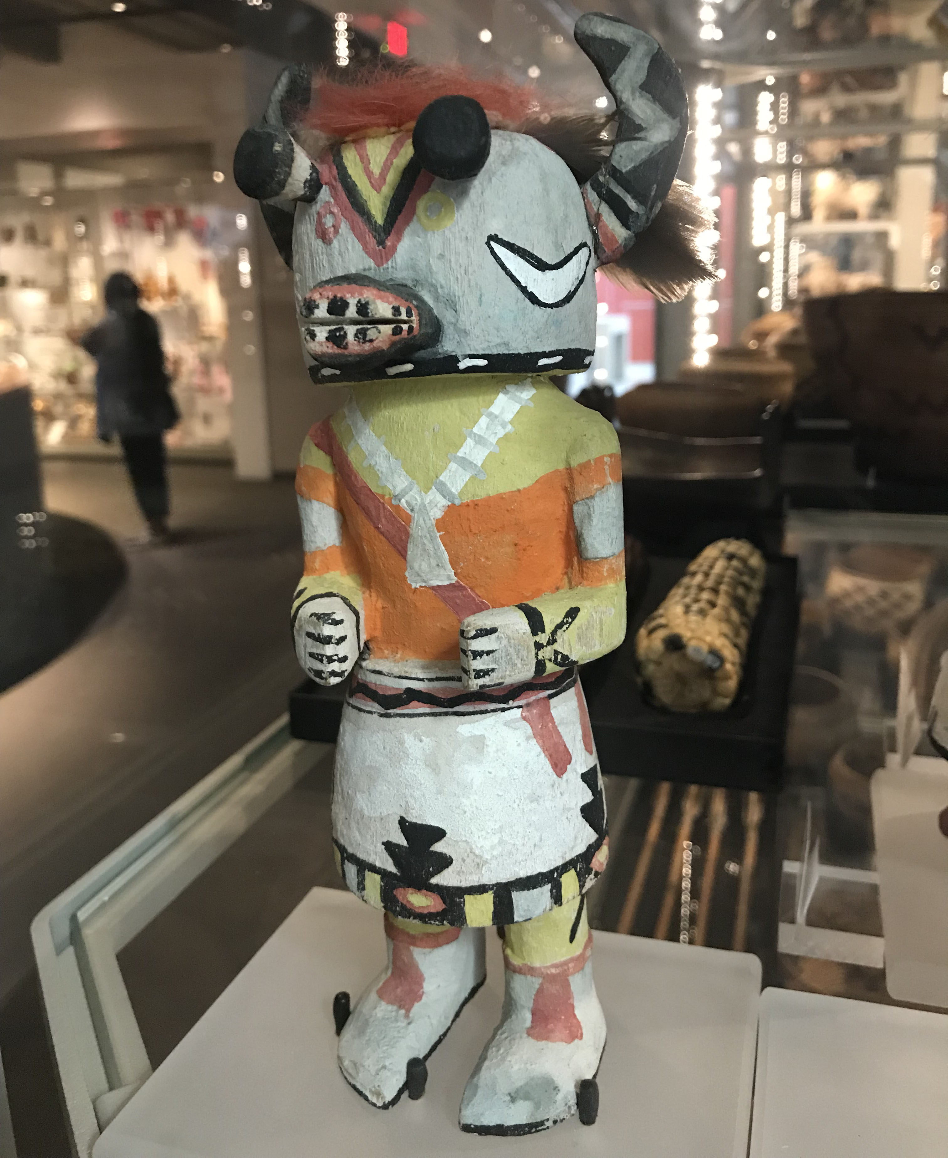 Kachina are spirit-beings based within Hopi religious belief.