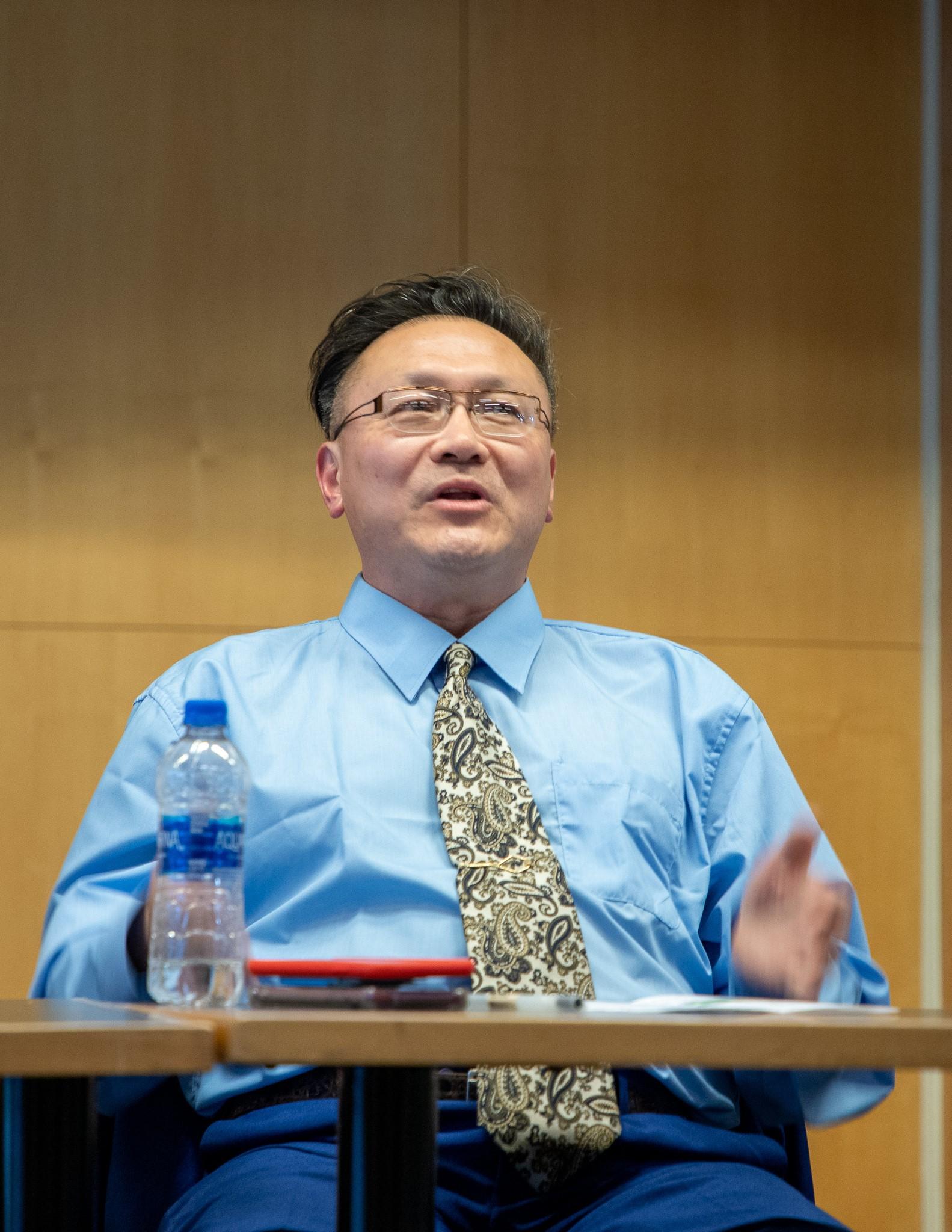 Sung Yun Wong
