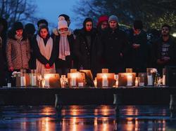 200110 uia vigil Saman Shariati