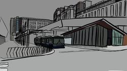 bus loop