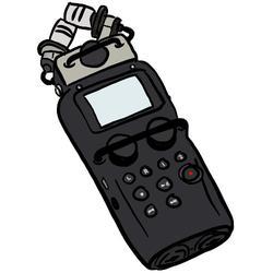 podcast - zoom recorder