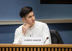 Chris Hakim Senate