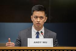 Andy Wu VPX Debate