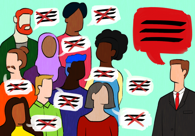 A dated academic freedom statement permits hate speech on campus. How should it change?