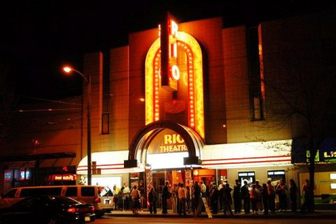 The Rio Theatre is now open for socially-distanced movies!