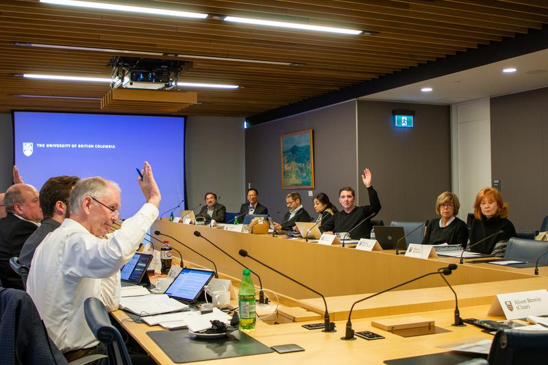 From the Boardroom: Students advocate for 'holistic' affordability plan at September 22 BoG meeting