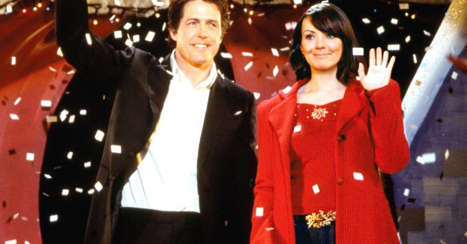 Is there anyone on the planet more endearing than Hugh Grant?