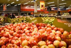 organic apples produce