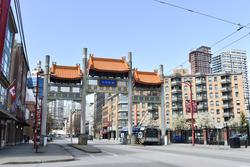 Chinatown Vancouver Main Gate