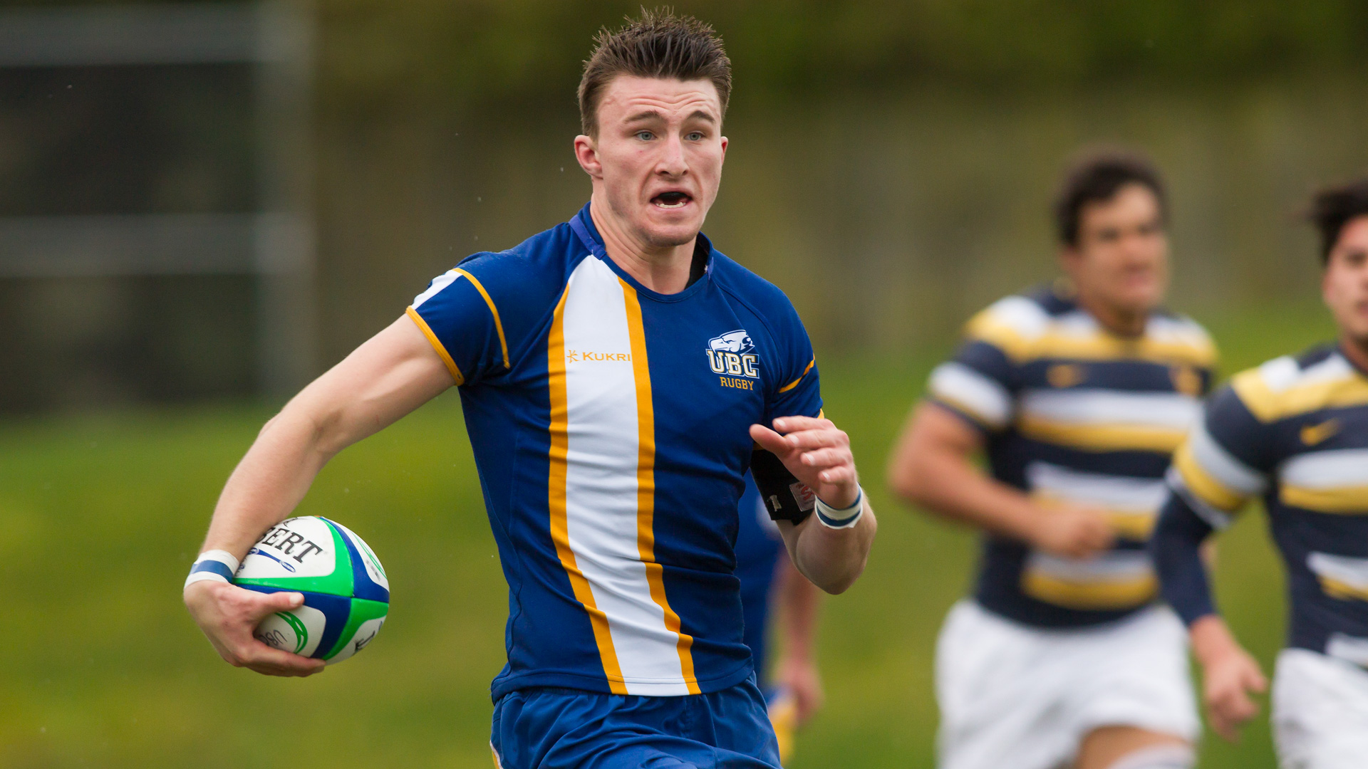 T-Birds alums Phil Berna, Andrew Coe, Harry Jones and Theo Sauder were included in the Team Canada Sevens roster.