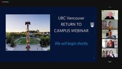 Student Return to Campus Webinar #2