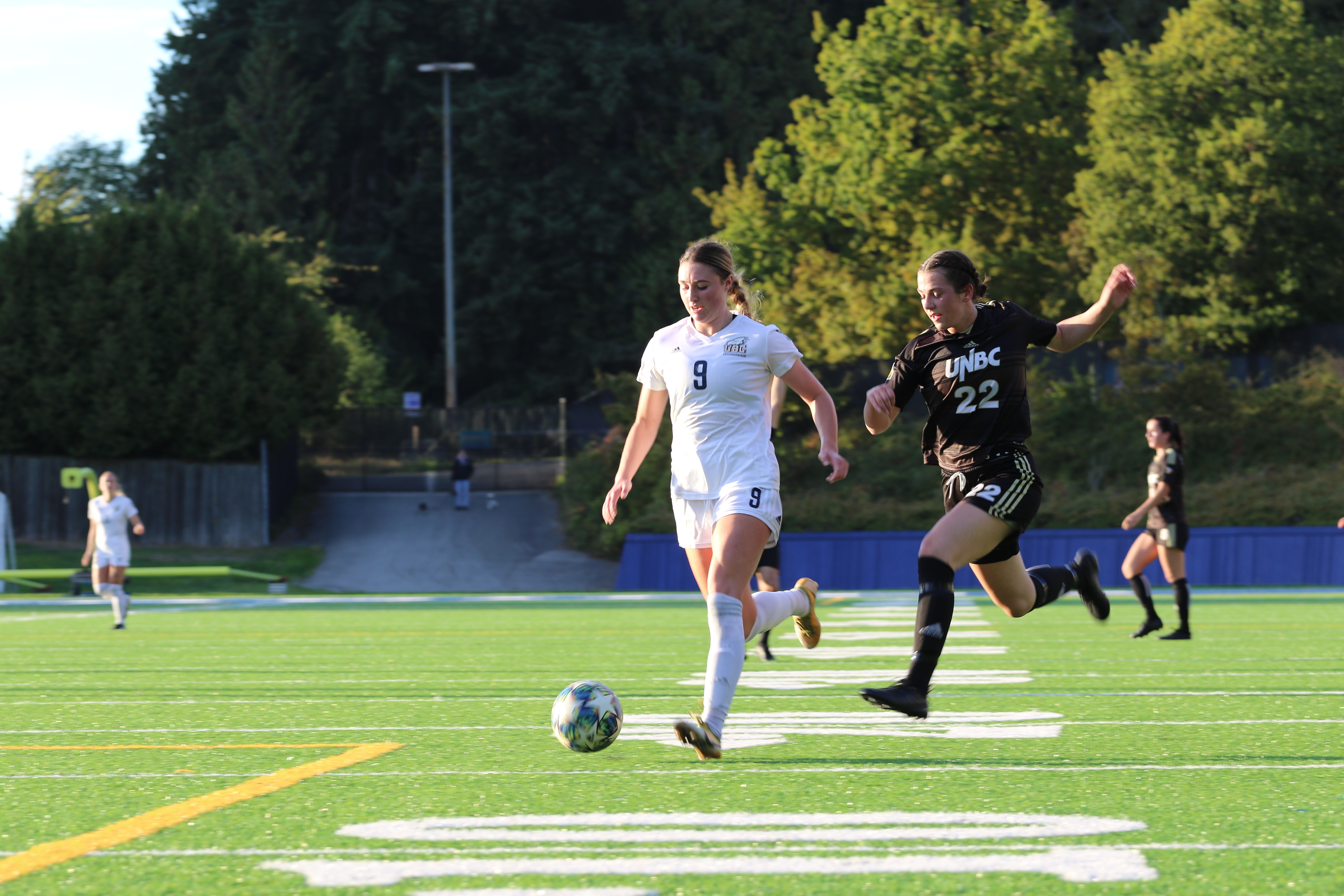 Steer scored another in the 54th minute from another assist from Mosher.
