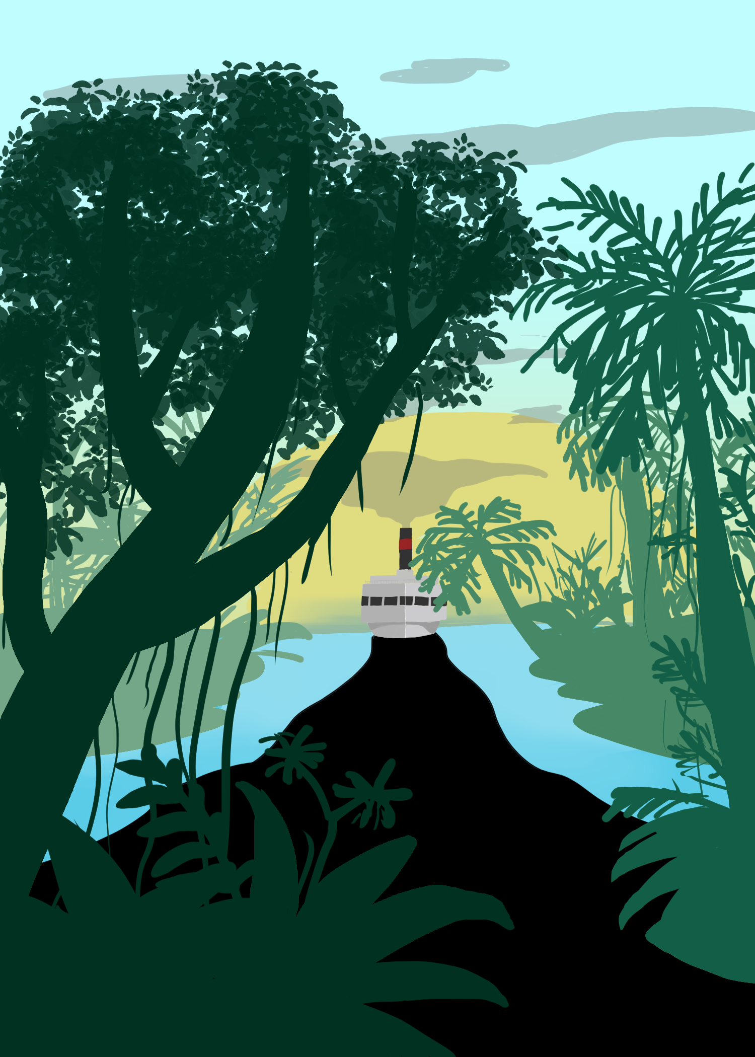 Oil spills in the Niger Delta cause farmers and fishermen to loose their livelyhoods