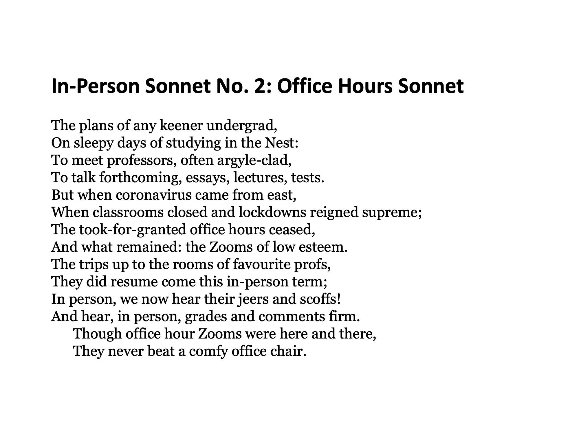 Sonnet 2.