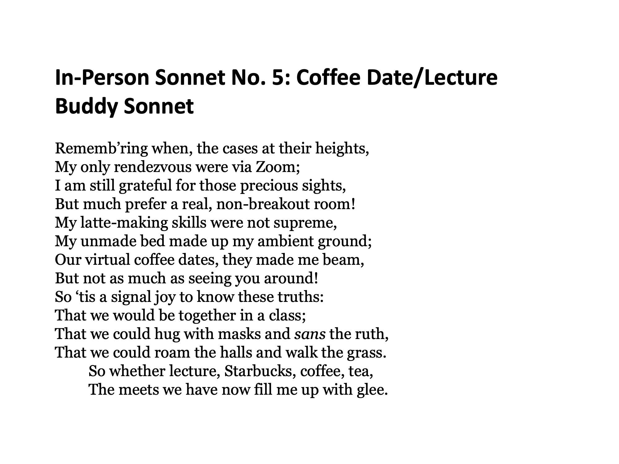 Sonnet 5.