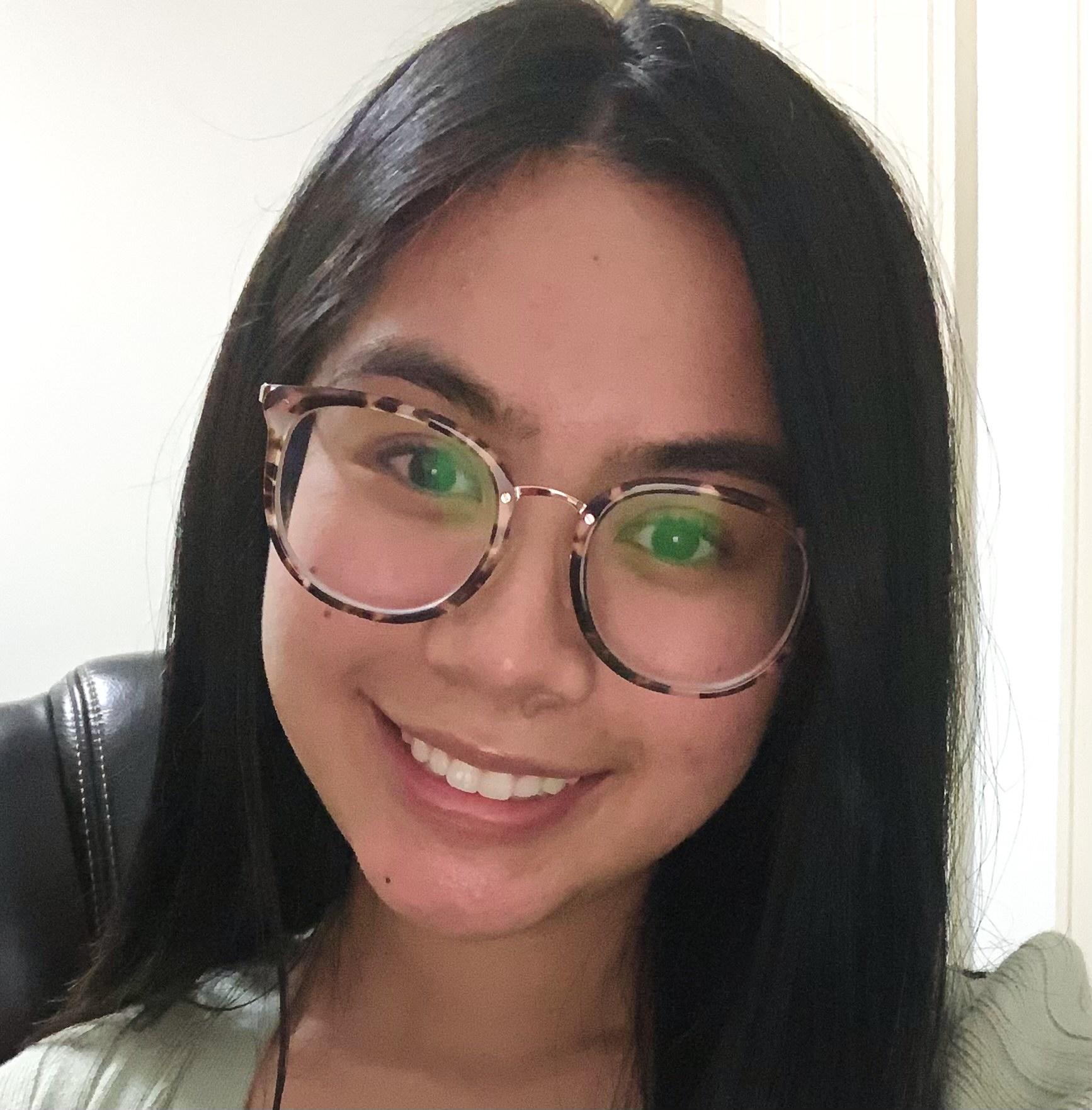 Jasmine Cadeliña Manango